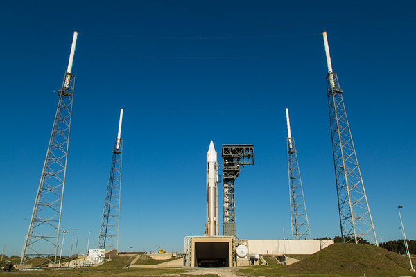 AtlasV OA-6 on the pad