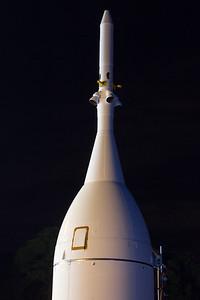 Orion's Launch Escape System