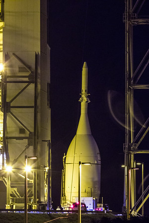 Orion arrives at LC37