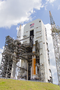 WGS7 DeltaIV on the Pad