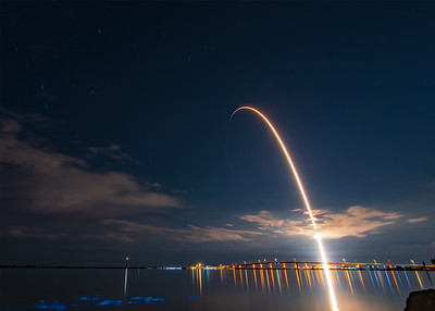 SpaceX Telstar 18Vantage