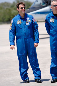 Tuesday, April 26 - Mission Specialist Greg Chamitoff