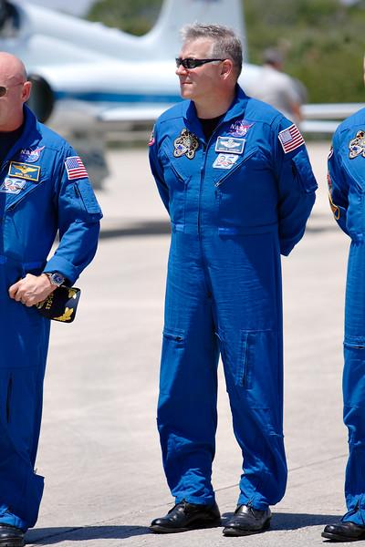 Tuesday, April 26 - Pilot Greg H. Johnson (Colonel, USAF, Ret.)