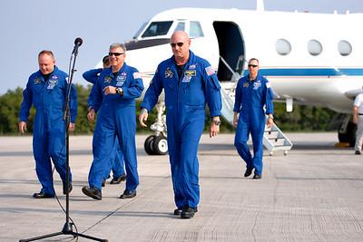 2011-05-12 Crew Arrival II
