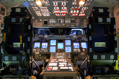 Endeavour Powered Flight Deck