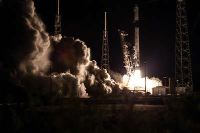 SpaceX CRS-20 (Falcon 9 Bk 5)