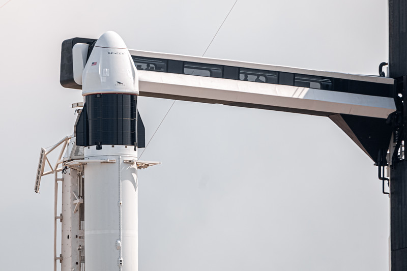 Crew Dragon is set for liftoff during an instantaneous window from LC-39A at 1:29pm on Thursday, June 3rd 2021. Should weather delay the launch, a 24 hour recycle is available. Weather is 60% go both days.