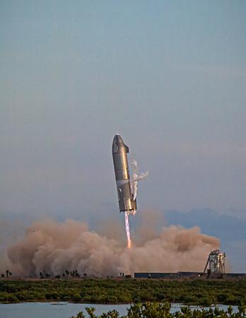 SpaceX Starship SN10