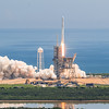 SpaceX Falcon 9 lifts off from LC-39A during the CRS-12 mission.