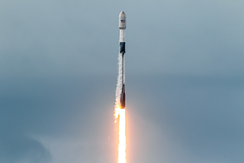Liftoff, SpaceX and the 45th Space Launch Delta find a hole in the weather to get the Transporter-2 mission off the ground.