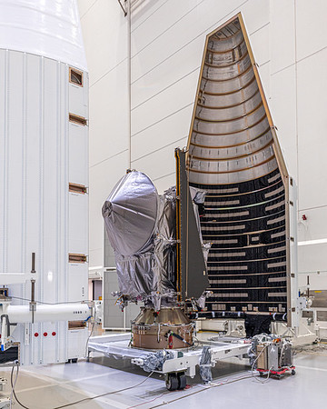 Lucy will ride to space under the power of an Atlas V 401.