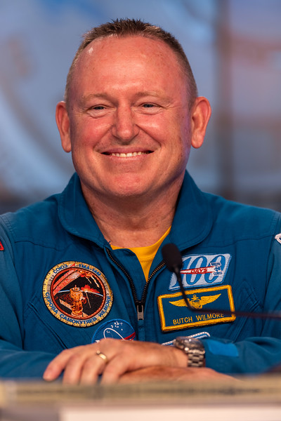 Capt. Barry 'Butch' Wilmore will replace Chris Ferguson aboard the eventual Crew Flight Test, slated for the end of this year, if all goes to plan on OFT-2.