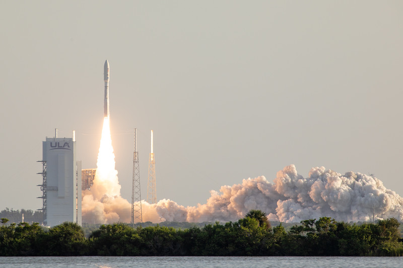 Liftoff of the Atlas V carrying the Mars 2020 'Perseverance' rover for NASA!