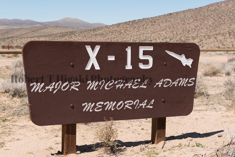 X-15 Memorial