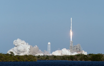 SpaceX Falcon 9 - SES-10 Mission