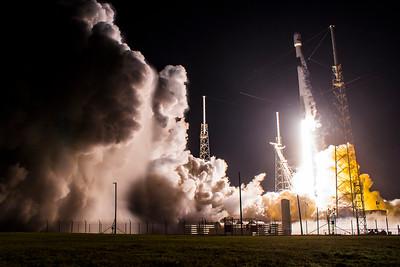 Falcon 9 Lifts JCSAT-18/Kacific1