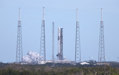 SpaceX - CRS-14 - Ignition