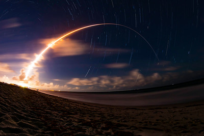 The Most Powerful Atlas V Roars into Orbit