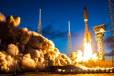 Atlas V Lifts NROL-101 to Orbit