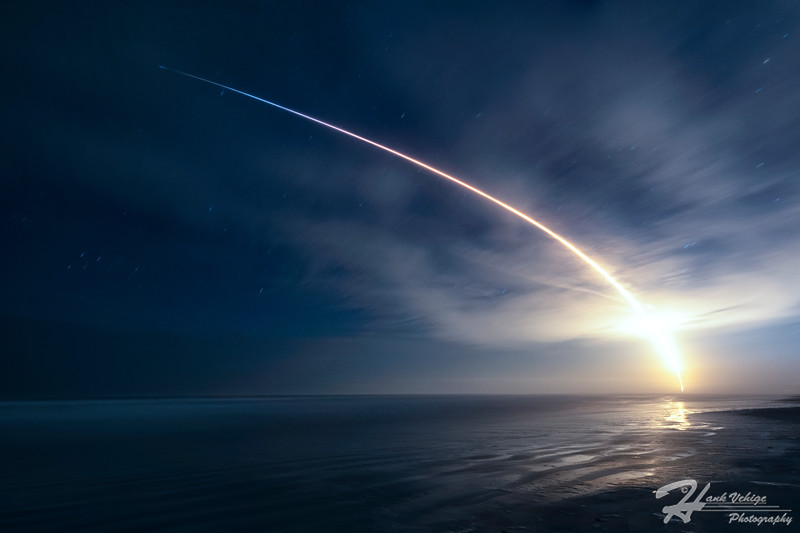 _HV81172_Space X Falcon 9 1st Stage Burnout 3-24-2021 6-01 AM EST_210324_