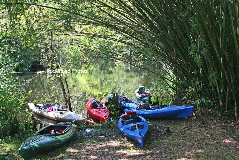 Canoes, Trapper Nelsons, Jupiter, FL