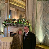 """The Z-List's mom, Despena Zouzas, gets the VIP tour from Maurice Legere, director for the """"Gossip Girl"""" tours."""