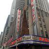The famous Radio City Music Hall