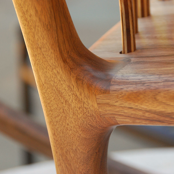 Back Leg and Seat Joint