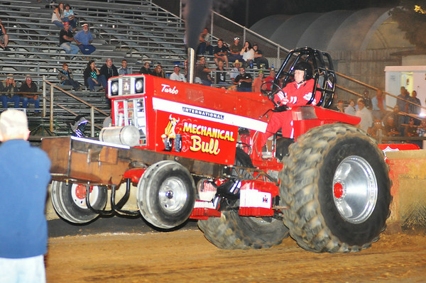 Rockingham County Fair  DRAGON MOTORSPORTS TRUCK & TRACTOR PULL 8-16-14