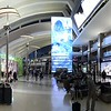 The Tom Bradley International terminal at LAX is brand new.