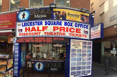 Lots of places to buy London theatre tickets.