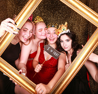 Rockingham SHS Ball 2019 Photobooth Photos
