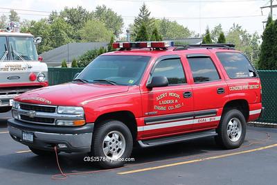 Retired Chiefs Car