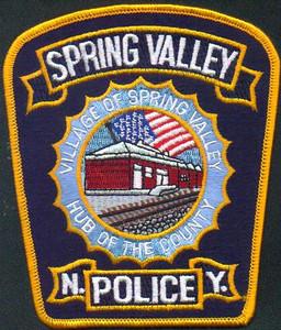 NY Spring Valley Village PD