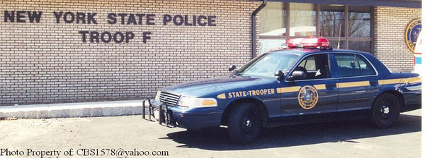 New York State Police - Haverstraw