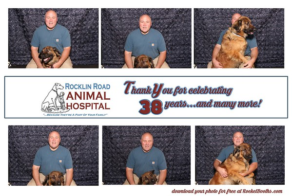 Rocklin Road Animal Hospital 38 years