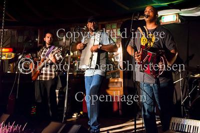 Corey Ledet & His Zydeco Band, Tønder Festival 2016