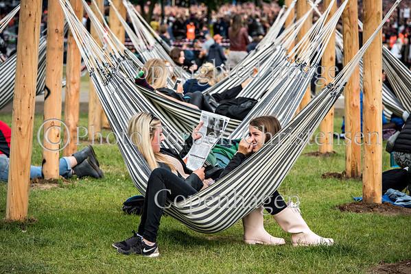 Roskildefestival2016, folkeliv
