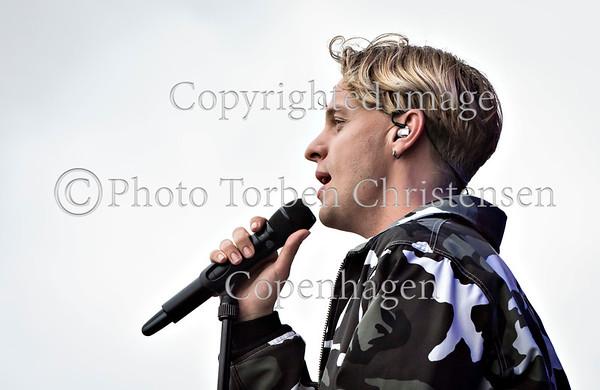 Roskildefestival2016, Scarlet Pleasure