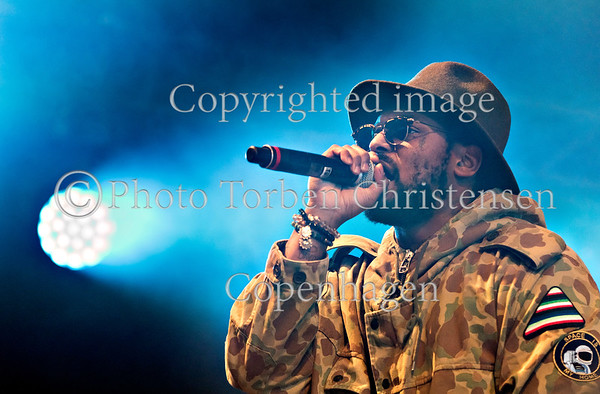 Roskildefestival2016, Schoolboy Q
