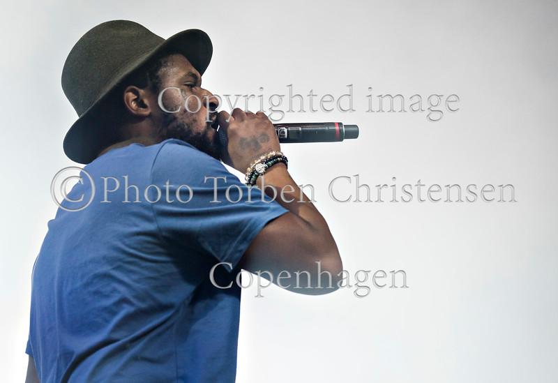 Roskildefestival2016, Schoolboy Q