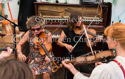 Violinskole, Tønder Festival 2016