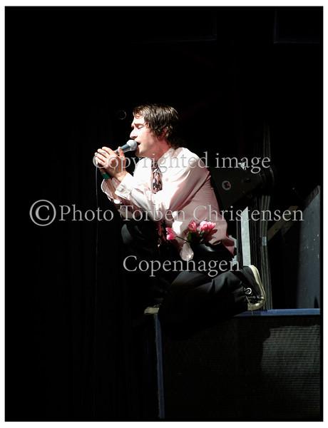 Roskilde Festival 2004, Bergman Rock