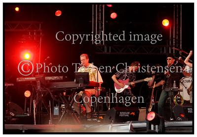 2005 Brian Wilson Roskilde Festival 2005