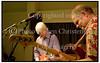 Billy Cross, Flemming Ostermann og Mick Schack i Farum Jazzklub 07.01.2005. Foto: Torben Christensen  København ©