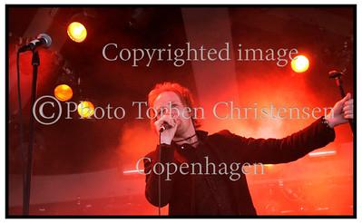 The Faint Roskilde festival 2005