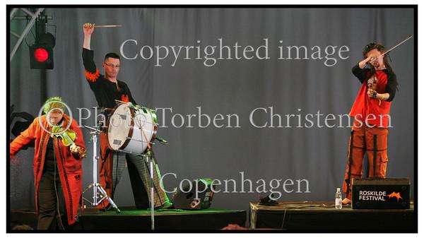 Warsaw Village Band Roskilde Festival 2005
