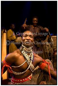 African Dance Ken Gudman mindekoncert 2006