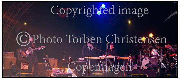 Roskilde Festival 2006 Bob Dylan på Orange Scene