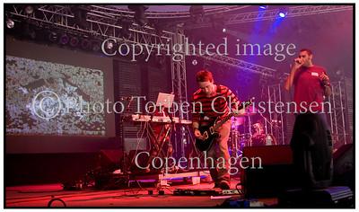 Englan, Roskilde Festival 2006